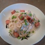 Wild Caught Alaskan Keta Smoked Salmon Pasta