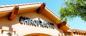 True Health Centeres Chiropractic Sign