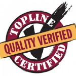 topline foods quality verified seal